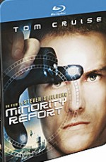 Jaquette Minority Report (�dition Limit�e)
