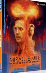 Jaquette Miracle Mile (Bluray)
