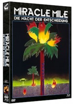 Jaquette Miracle Mile - Die Nacht der Entscheidung (Blu-Ray+DVD) Cover B