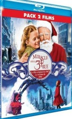 Jaquette Miracle sur la 34ème rue : Le film original de 1947 + la version de 1994