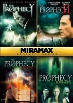 Jaquette Miramax Prophecy Series