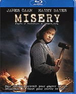 Jaquette Misery (édition Blu-ray + DVD)