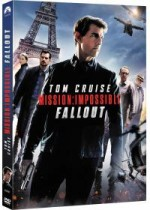 Jaquette Mission: Impossible - Fallout