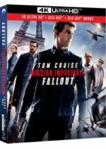 Jaquette Mission: Impossible - Fallout (4K Ultra HD + Blu-ray + Blu-ray Bonus)