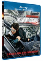 Jaquette Mission Impossible - Protocole fantme