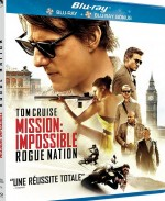 Jaquette Mission: Impossible - Rogue Nation