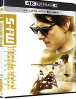 Jaquette Mission: Impossible - Rogue Nation [4K Ultra HD + Blu-ray]