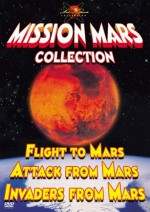 Jaquette Mission Mars Collection