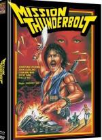 Jaquette Mission Thunderbolt - Cover A (DVD + BLURAY)