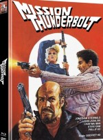 Jaquette Mission Thunderbolt - Cover B (DVD + BLURAY)
