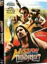 Jaquette Mission Thunderbolt - Cover C (DVD + BLURAY)