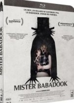Jaquette Mister Babadook