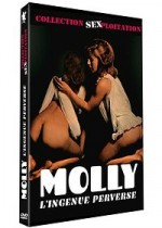 Jaquette Molly L'ing�nue Perverse