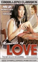 Jaquette Moments of Love