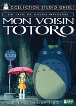 Jaquette Mon voisin Totoro  (Coffret 2 DVD - Edition Collector) EPUISE/OUT OF PRINT