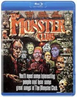 Jaquette Monster Club