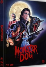 Jaquette Monster Dog  (Blu-ray + DVD) Cover A