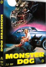 Jaquette Monster Dog  (Blu-ray + DVD) Cover B
