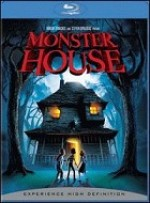 Jaquette Monster House