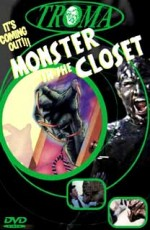 Jaquette Monster in the Closet