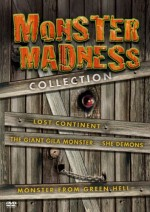 Jaquette Monster Madness Collection
