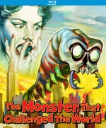 Jaquette Monster That Challenged the World