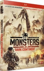 Jaquette Monsters : Dark Continent