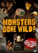 Jaquette Monsters Gone Wild