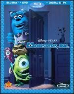 Jaquette Monsters, Inc