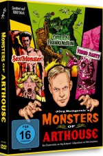 Jaquette Monsters of Arthouse