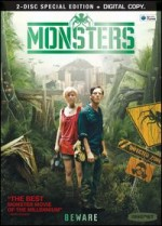 Jaquette Monsters (Special Edition 2 Discs)