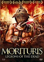 Jaquette Morituris - Legions of the Dead