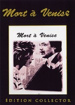 Jaquette Mort � Venise Edition Collector 2 dvd