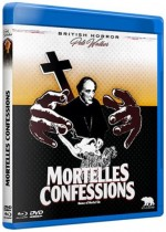Jaquette Mortelles Confessions (Combo DVD/BluRay)