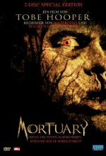 Jaquette Mortuary Special Edition