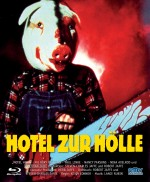 Jaquette Motel Hell (Cover B)
