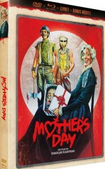 Jaquette Mother's Day (Édition Collector : Blu-ray + DVD + Livret)