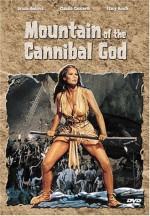 Jaquette MOUNTAIN OF THE CANNIBAL GOD (DIRECTOR'S CUT)