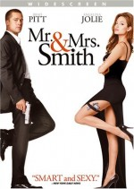 Jaquette Mr. and Mrs. Smith