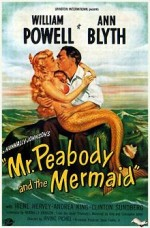 Jaquette Mr. Peabody and the Mermaid