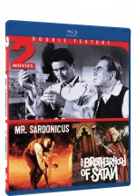 Jaquette Mr. Sardonicus & Brotherhood of Satan