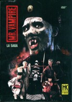 Jaquette Mr. Vampire La Saga EPUISE/OUT OF PRINT