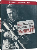Jaquette Mr. Wolff (Blu-ray + Copie digitale - Édition boîtier SteelBook)