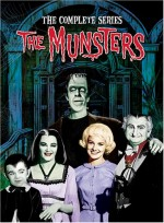 Jaquette Munsters (The Complete Series)