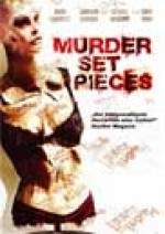 Jaquette Murder Set Pieces (Director's cut) EPUISE/OUT OF PRINT