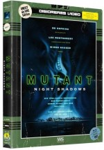 Jaquette  Mutant (2 DVD + 2 BLURAY)