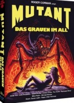 Jaquette Mutant - Das Grauen im All Hartbox - Cover B
