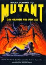 Jaquette Mutant - Das Grauen im All Hartbox EPUISE/OUT OF PRINT