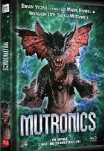 Jaquette Mutronics (2DVD+Blu-Ray) (3Discs) - Cover B