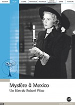 Jaquette Myst�re � Mexico